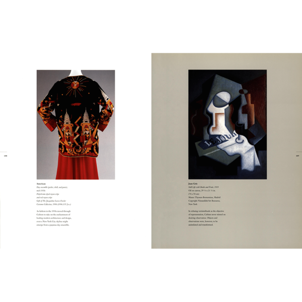 Cubism and Fashion- Interior page 3