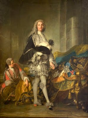 Portrait du Duke de Richelieu