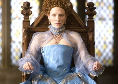 Fig. F - Elizabeth: The Golden Age (Cate Blanchett as Queen Elizabeth)
