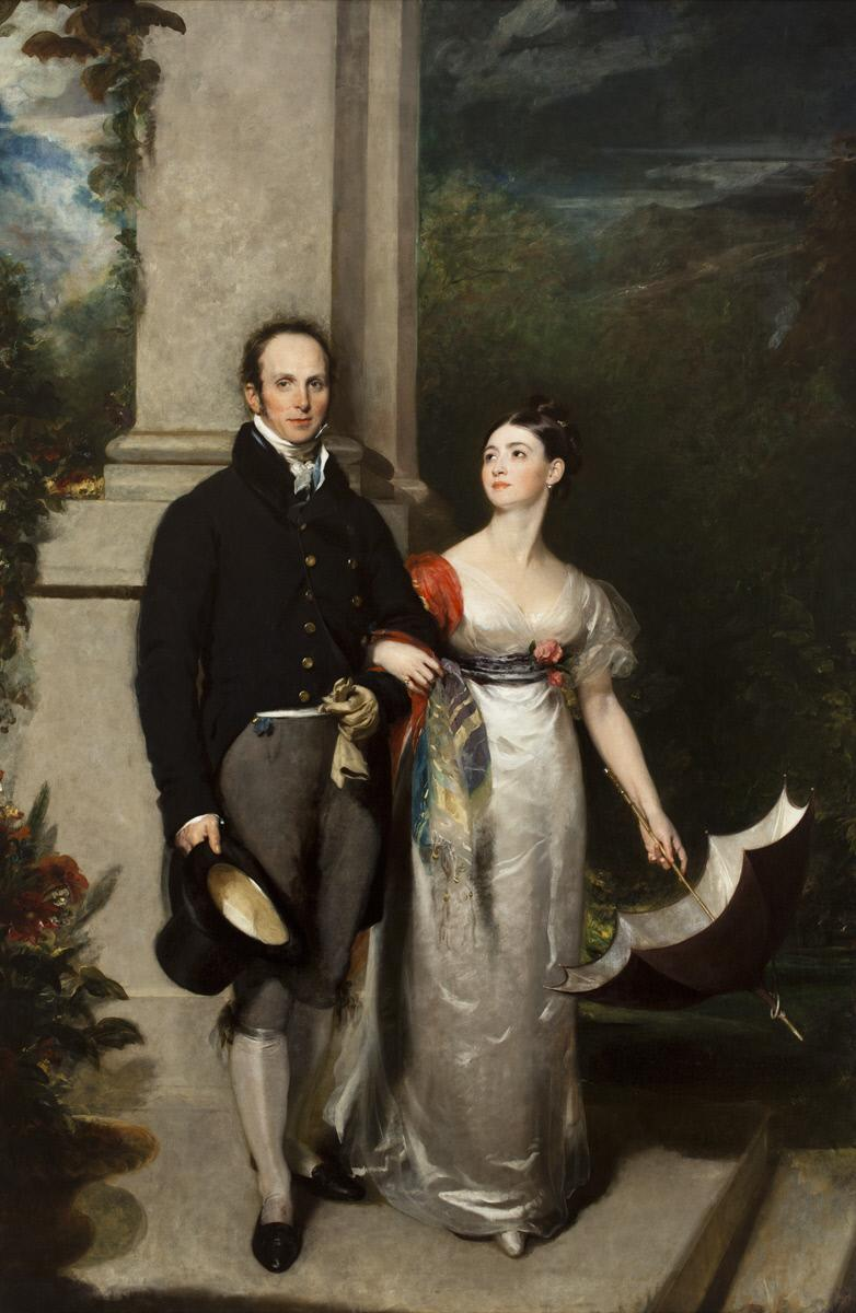 Mr. and Mrs. James Dunlop