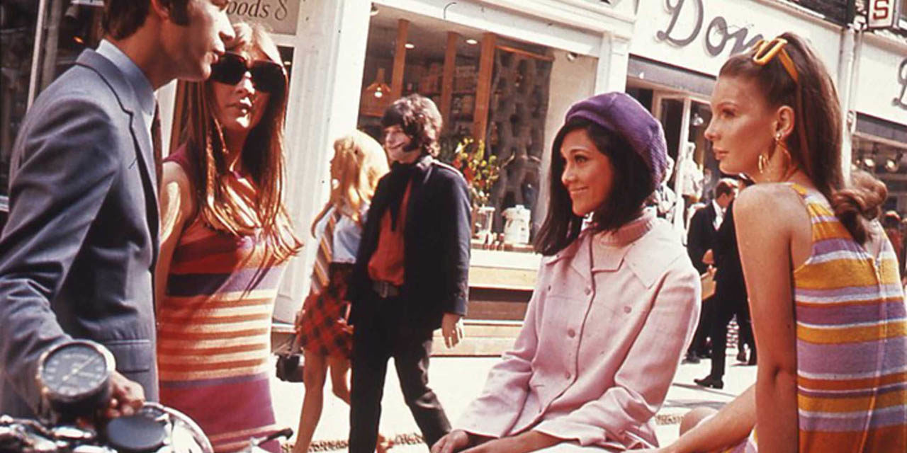1960S La Pace Lovin /'Hippie L Fancy Dress