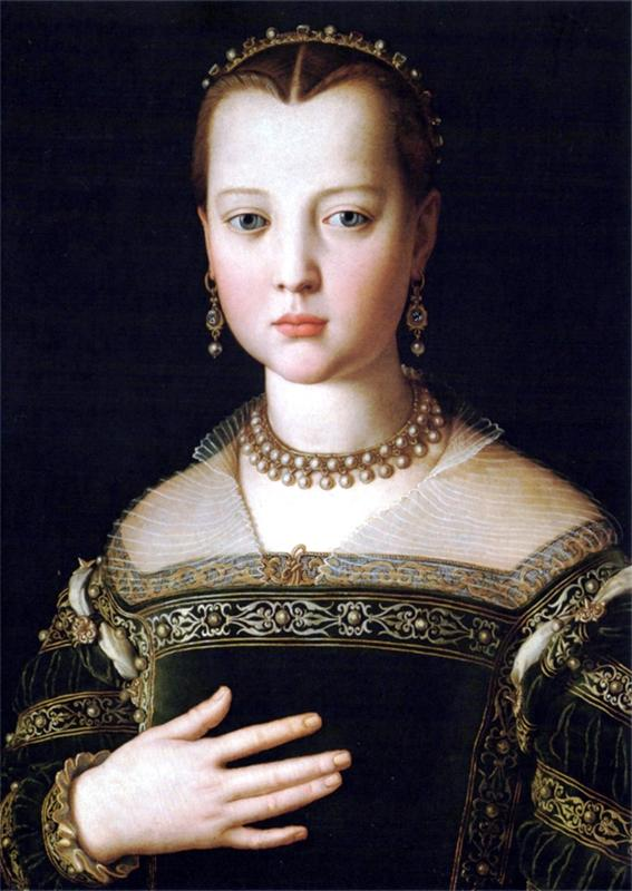 Portrait of Maria de' Medici