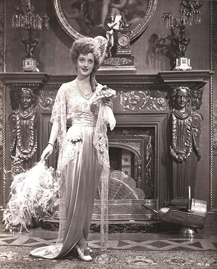 Bette Davis in a publicity photograph for Mr. Skeffington