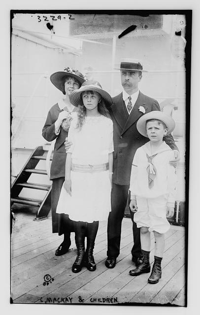 C. Mackay & children