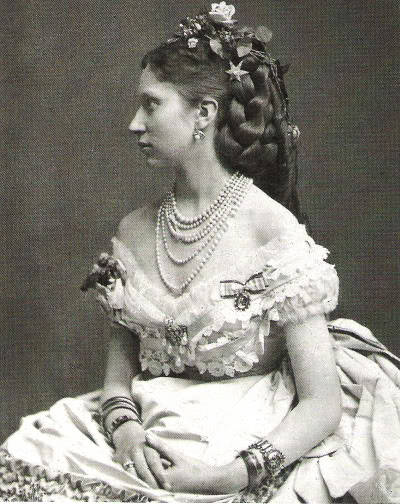 Princess Lovisa Josefina Eugenia of Sweden