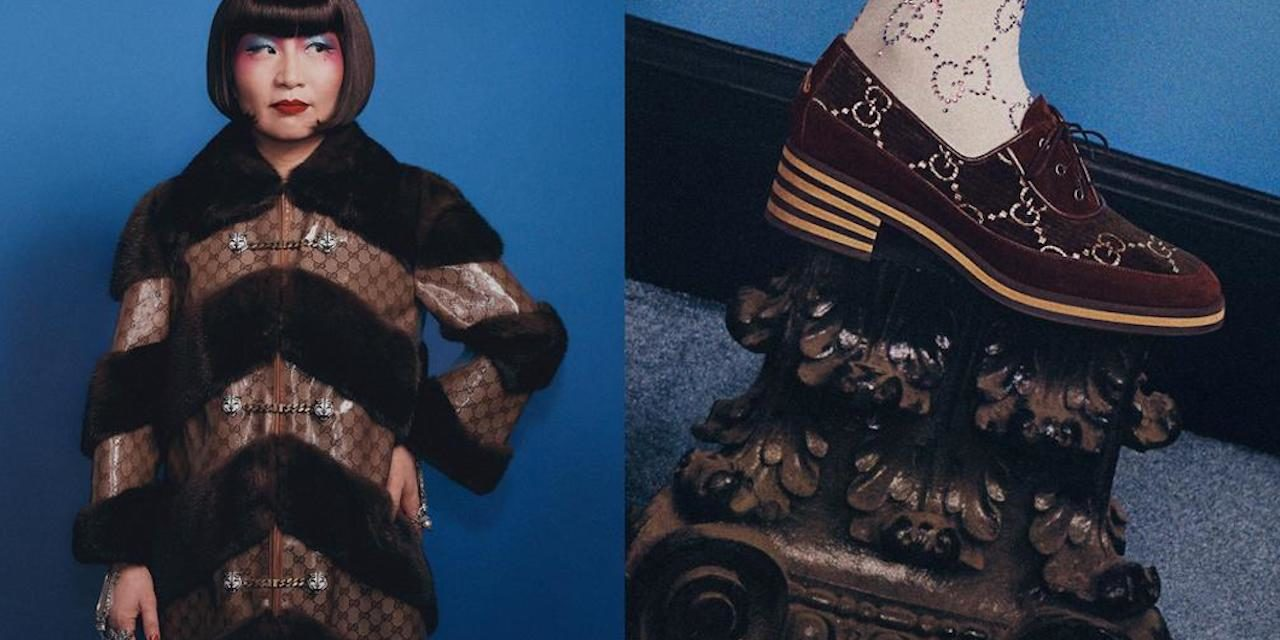 3168be95a Gucci Strikes Red: China's Love Affair with Gucci | Fashion History ...