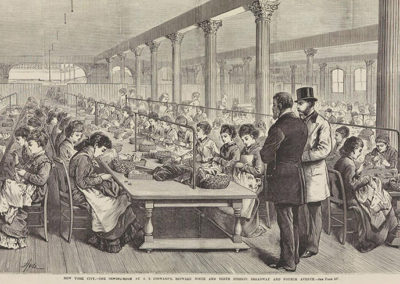 Compartment Couture: New York City Department Stores 1850-1930 (Part 2)