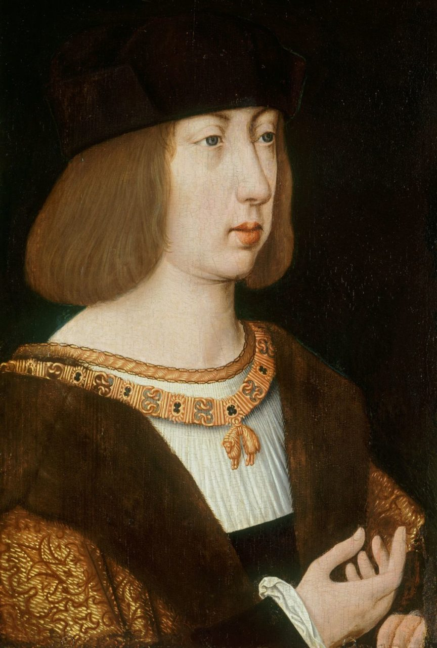 Philip the Handsome (1478-1506)