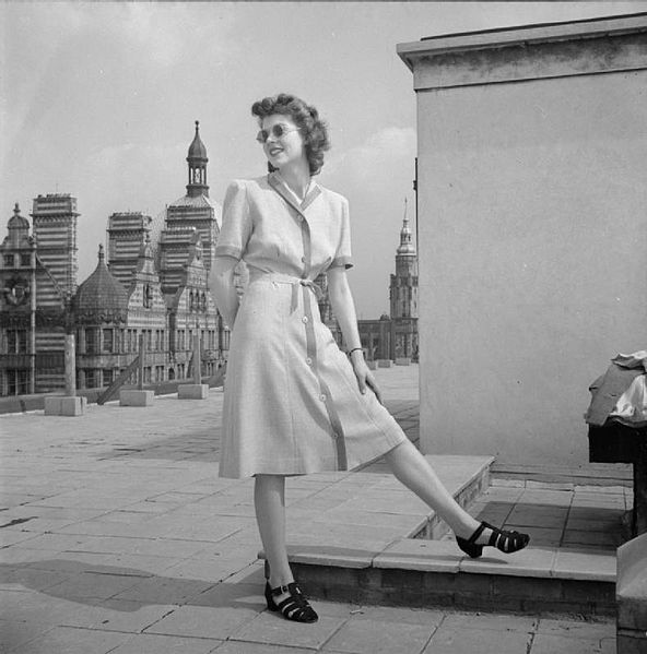 Utility Clothes - Fashion Restrictions in Wartime Britain
