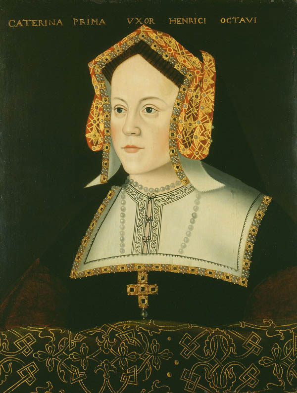 Catherine of Aragon (1485-1536) ca. 1515