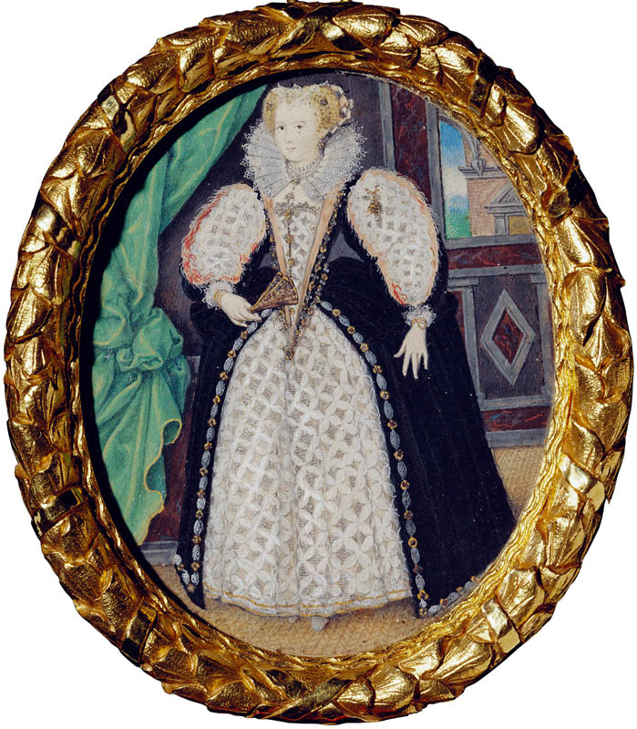 Portrait of a Lady, perhaps Penelope, Lady Rich (1563-1607)