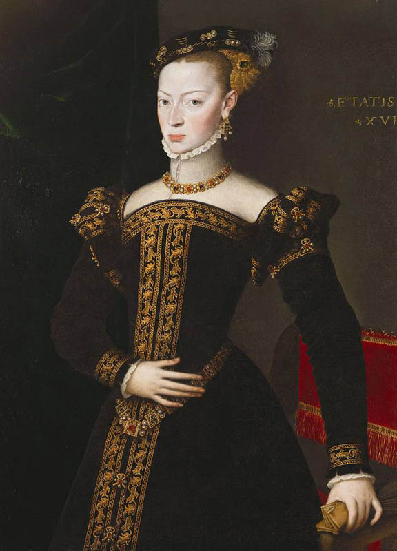 Joanna of Austria (1535-73)