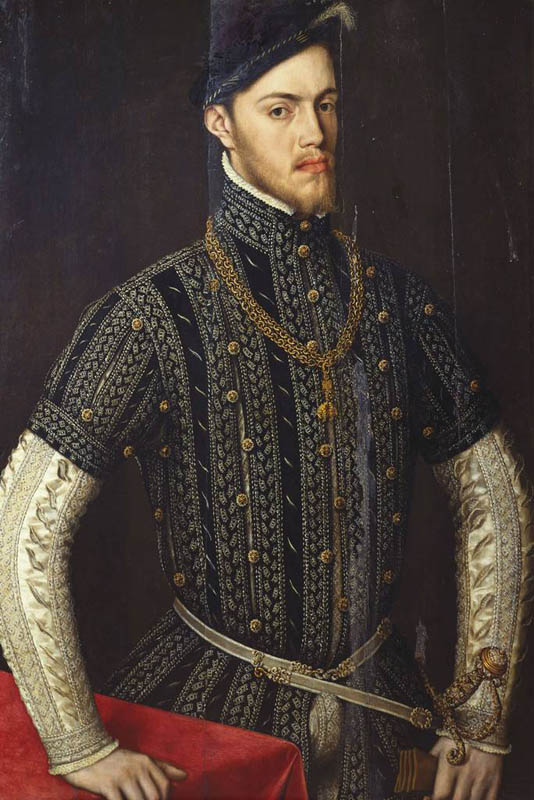 Phillip II (1527-1598), King of Spain
