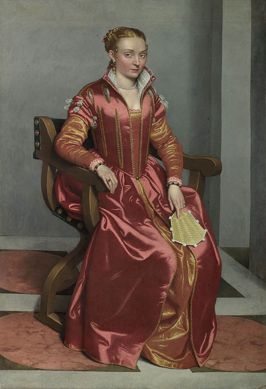 Portrait of a Lady, perhaps Contessa Lucia Albani Avogadro