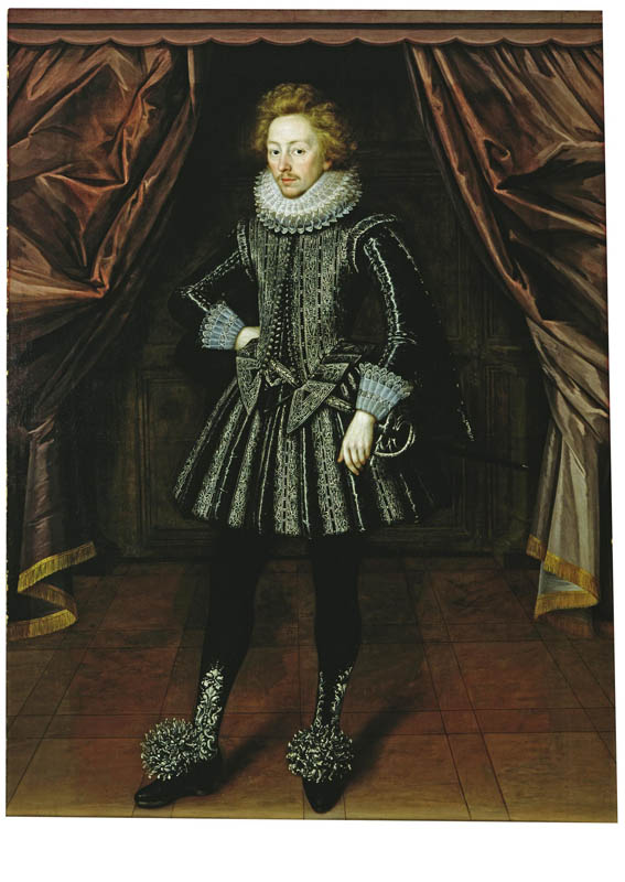 Dudley, the 3rd Baron North