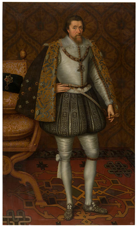 James I of England