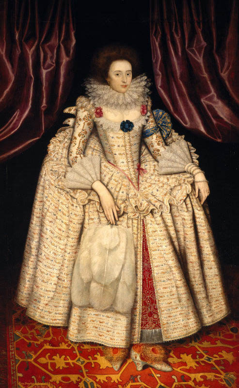 Mary Curzon, Countess of Dorset (1585 -1645)