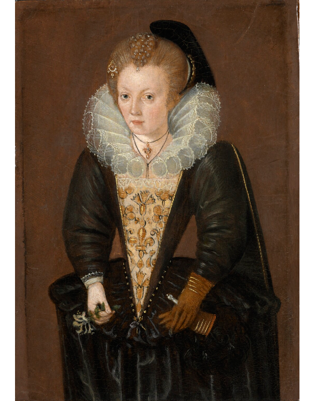 Possibly Lady Arabella Stuart