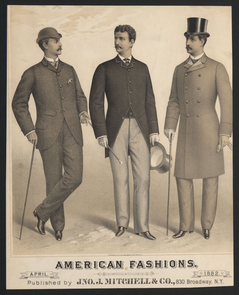 American Fashions: Day Menswear