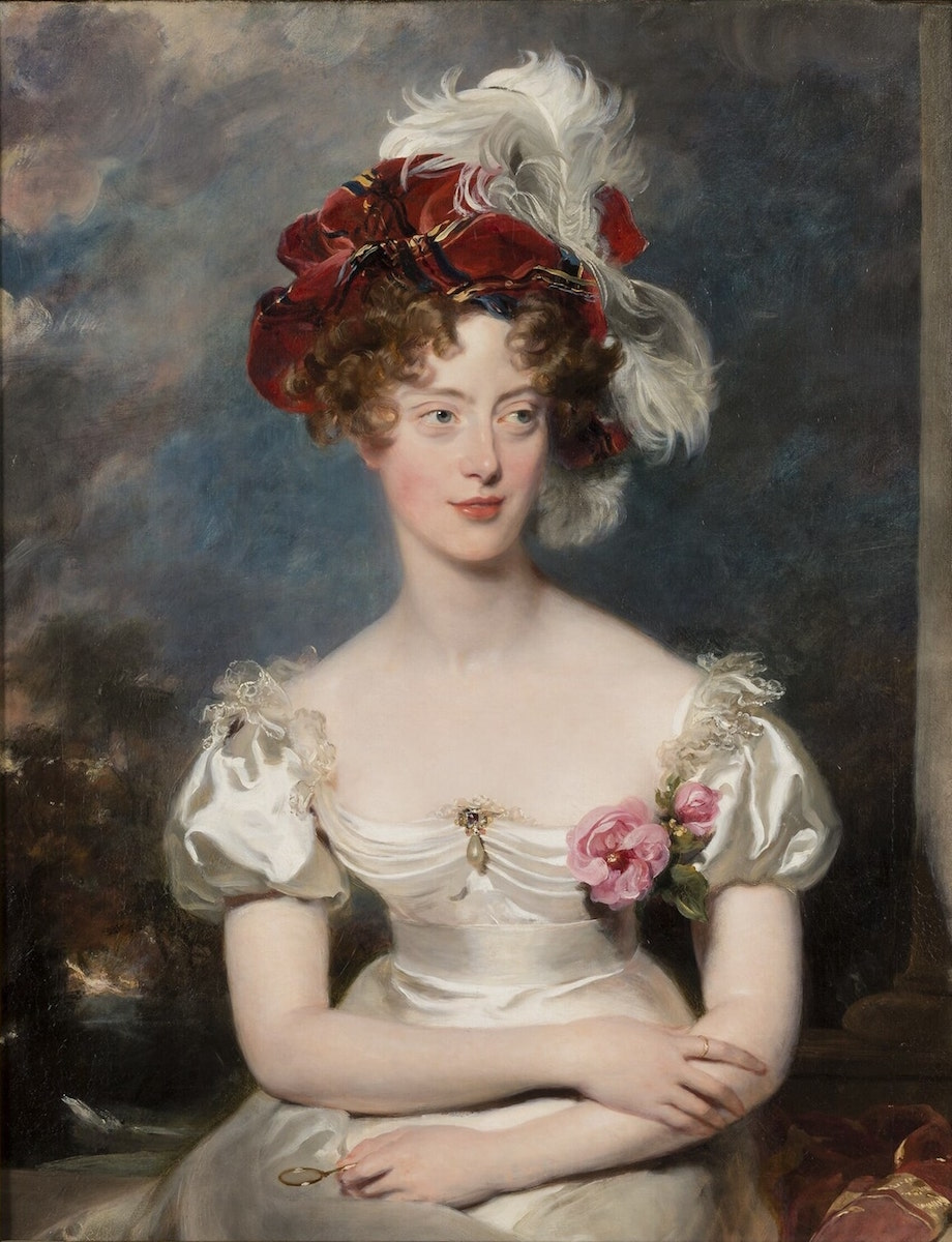 Marie-Caroline of Bourbon-Two Sicilies, Duchess of Berry