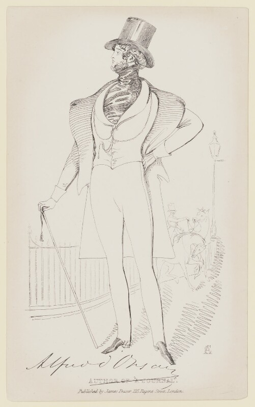 Alfred, Count d'Orsay