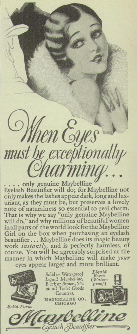 Maybelline Advertisement