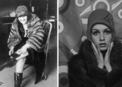 Roaring & Swinging: Shared Fashionable Ideals of Flappers and Mods