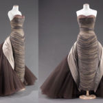 1955 – Charles James, Butterfly dress