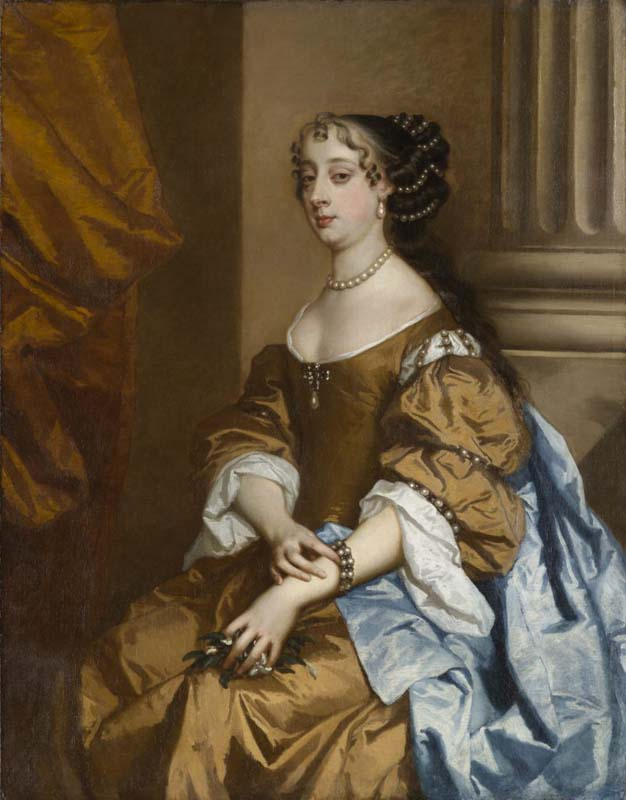 Barbara Villiers, later Duchess of Cleveland (1640-1709)