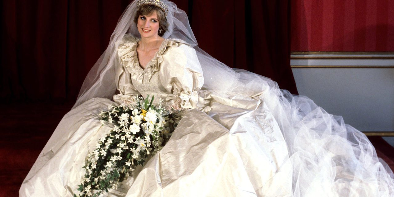 1981 david and elizabeth emanuel princess diana s wedding dress fashion history timeline wedding dress