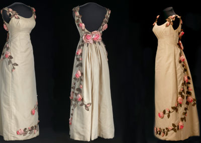 1966-1967 – Ann Lowe, American Beauty Dress