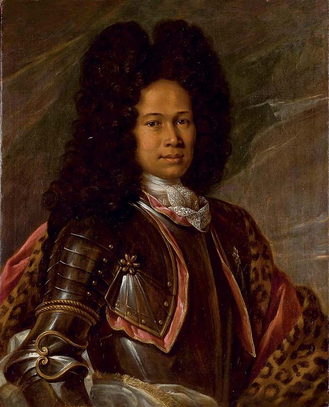 Portrait of an Aristocrat in Armor, believed to be James Francis Edward Stuart