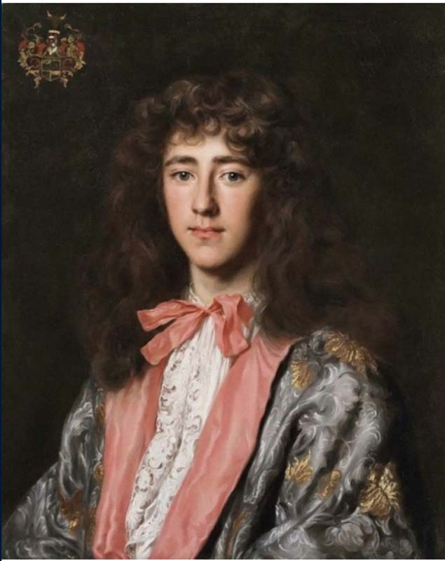 Unknown Young Nobleman