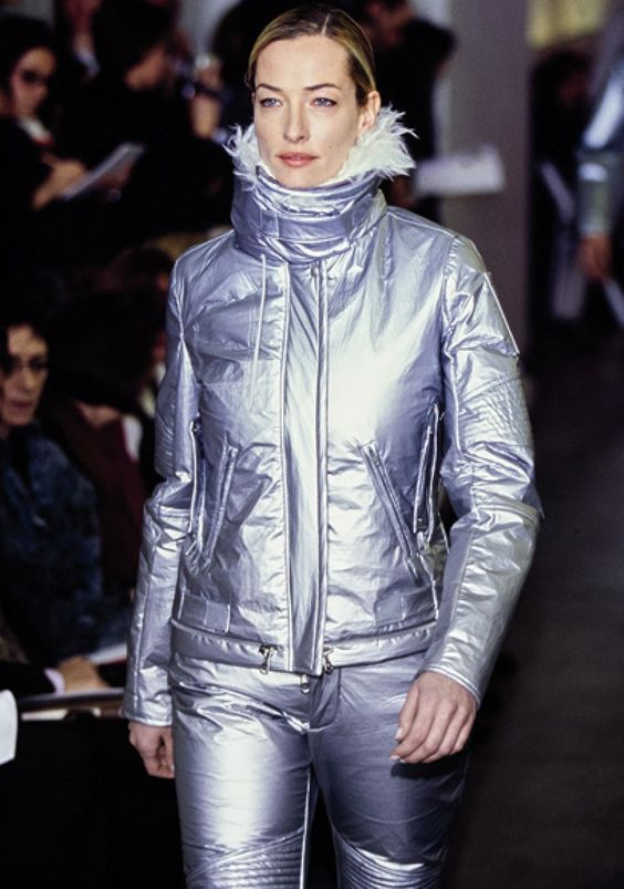 The Helmut Lang Astro Moto jacket