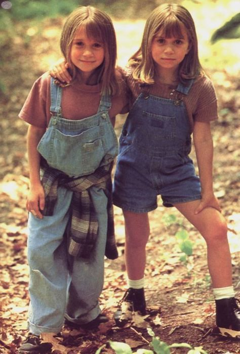 Mary-Kate and Ashley Olsen in It Takes Two