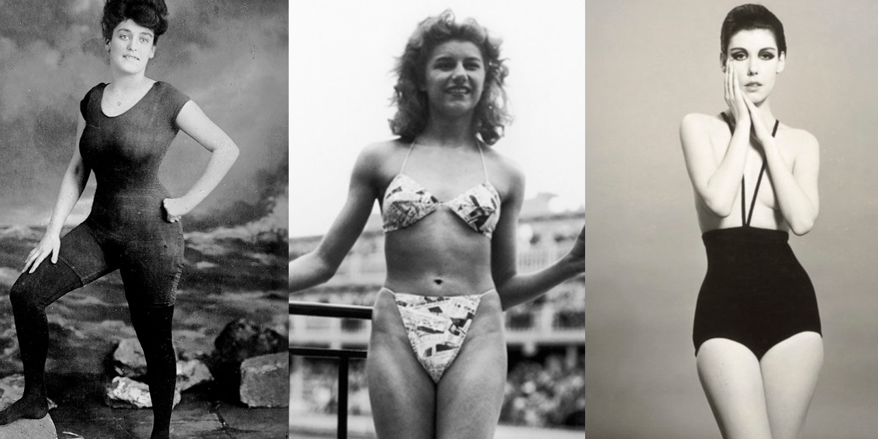 A History of Women's Swimwear