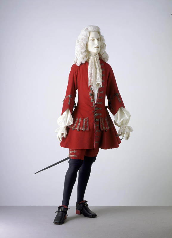 Coat and breeches