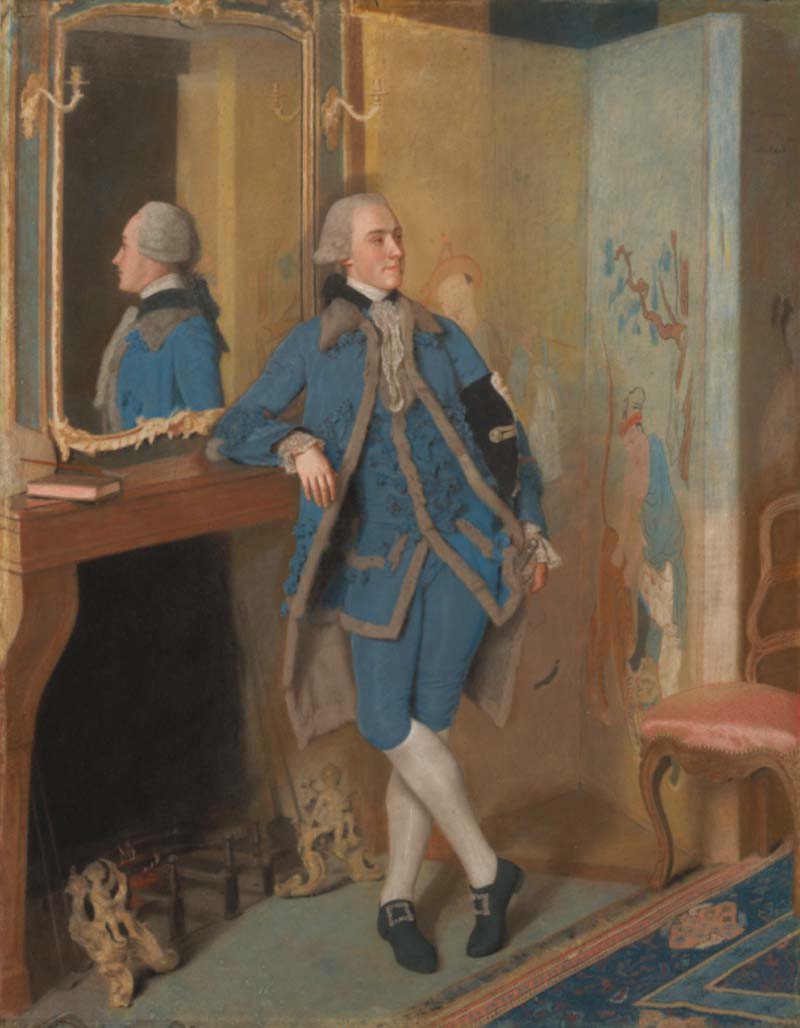 Portrait of John, Lord Mountstuart, later 4th Earl and 1st Marquess of Bute