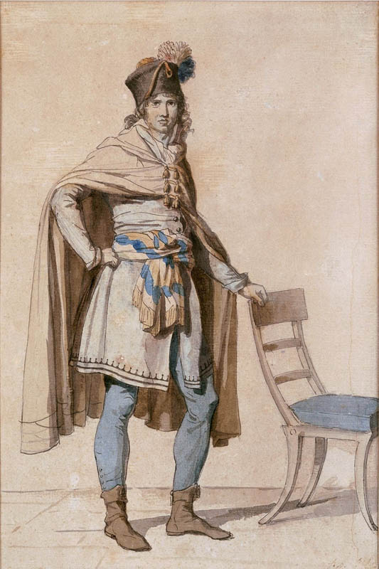 Civic Costume Project – Habit of a French Citizen